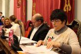 Cs critica en el Pleno el retraso en abrir el vivero de empresas, construir el colegio de La Aljorra o en pagar las facturas