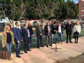 Abre sus puertas en Alcantarilla la primera instalación Pumptrack a nivel regional