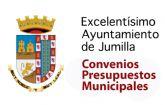 Aprobados diez convenios por valor de 47.500 euros
