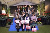 Diego López gana el IV Concurso de Belenes y Botitas Moda Infantil el de mejor escaparate navideño