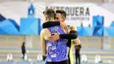Pablo Lozoya confirma su récord nacional en Antequera