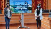 Los ayuntamientos de Molina de Segura y Alguazas firman un convenio de colaboración para reparar el Puente de El Paraje, dañado por la DANA de 2019