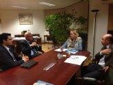 La Región solicita más fondos europeos para generar más oportunidades de empleo para jóvenes