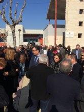 El nuevo consultorio de Zeneta dará servicio a más de 2.500 murcianos