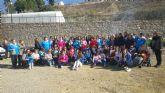 La consejera Adela Martínez-Cachá participa en las actividades de las fiestas patronales de Coy