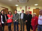 Cruz Roja Mar Menor Norte estrena sede en el centro de San Javier
