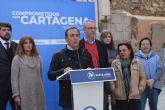 Espejo: 'El PP tiene voz en todas las instituciones donde se toman las decisiones sobre el futuro de Cartagena'