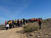 Servicios Sociales pone en marcha la nueva edicion del programa de Senderismo Senior con un viaje a las canteras romanas