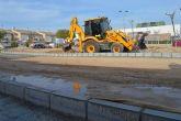 Arrancan los trabajos del Plan de Obras y Servicios para remodelar aceras y reforzar el firme en varias calles