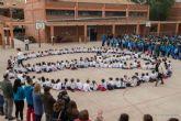 El CEIP Jose Maria de la Puerta celebra el Dia de la Paz con coreografias y canciones