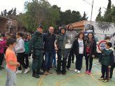 La Guardia Civil compartió el Día de la Paz con los alumnos del CEIP El Mirador