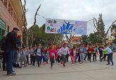 El 'Día de la Paz', de lo más deportivo y solidario en los colegios 'El Parque' y 'Vista Alegre'