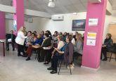 Charla sobre micropigmentación oncológica para la asociación de mujeres 'Isabel González'