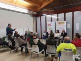 MC repasa con los vecinos de Isla Plana, La Azohía y Campillo de Adentro los principales avances con el Gobierno cartagenerista y las necesidades de futuro en la zona