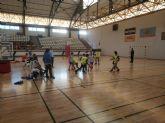 Resultados de la fase final local del Campeonato Alev�n de Minibasket