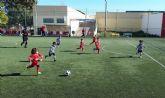 Publicados los horarios de la jornada 12 de la Liga Comarcal de Fútbol Base