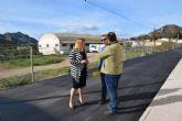 Terminan las obras de renovación de la red de agua potable en el entorno de la calle villarico