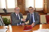 Estudiantes de la Universidad de Murcia harán voluntariado en el Ayuntamiento de Aledo