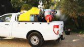 Prorrogan un año el contrato del servicio de control integrado de plagas para desinfectación y desratización