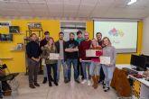 Jóvenes cartageneros se forman en Diseño Audiovisual con los cursos de la Concejalía de Juventud