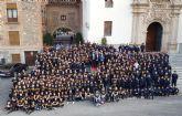 Ofrenda del deporte UCAM a la Fuensanta