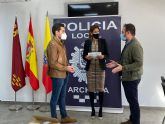 La empresa 'Alan Cosmetics' dona 10.000 mascarillas al Ayuntamiento de Archena