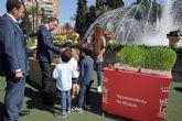 Más de 10.000 niños se sumarán a los talleres y actividades infantiles en las principales plazas y jardines de Murcia