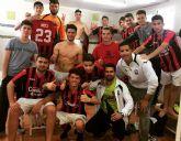 Alirón del juvenil del Atlético Torreño y ascenso a Primera División