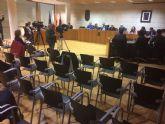 Se aprueba por unanimidad suspender por un período máximo de seis meses varias actuaciones de competencia municipal sobre el incremento de valor de los terrenos de naturaleza urbana