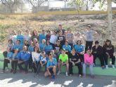 El Programa ADE acerca el atletismo al CEIP San Francisco Javier