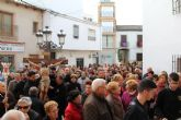 Puerto Lumbreras estrena las estaciones del Vía Crucis