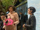 El Ayuntamiento de Puerto Lumbreras homenajea a la campeona del mundo de muay thai