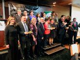 La consejera de Igualdad de Oportunidades asiste a la XX Gala Benéfica Campeones de Assido Murcia