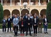 La primera Junta de Gobierno del Colegio Profesional de Criminología de la Región de Murcia toma posesión de sus cargos