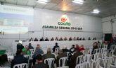La asamblea de Coato reelige a José Luis Hernández como presidente con el 88% de los votos favorables