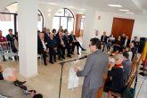 Treinta jueces de Paz visitan Santomera con motivo de su XIV encuentro regional