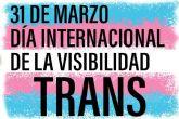 El 31 de Marzo se conmemora el Día Internacional de la Visibilidad Transgénero, este año desde casa