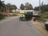 Brigada municipal: trabajos del 29 y 30 de marzo