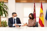 La Universidad de Murcia y el INFO firman un convenio de colaboración para el desarrollo de actividades de emprendimiento