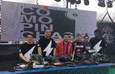 Cinco jóvenes participan en Cartagena en la primera fase del certamen creativo de DJs 'Cómo pinchas!'