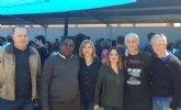 Familia participa en la convivencia de la Fundación Diagrama, a la que asisten más de 300 miembros