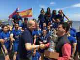La UCAM gana el 17 Campeonato Náutico Interuniversidades en Santiago de la Ribera