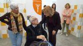 Familia amplía en siete el número de plazas para la atención de enfermos de Alzheimer en Alcantarilla