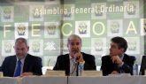 La XXXII Asamblea de Fecoam señala la escasez de agua, los seguros agrarios y la lucha contra la economía sumergida como principales retos