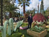 Murcia exporta su Primavera en la mayor feria mundial de paisajismo urbano