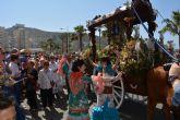 Treinta años de devoción en la Romería Rociera de Águilas