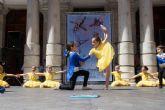 Bailes de todas las modalidades para celebrar el Dia Mundial de la Danza