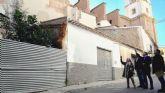 El Ejecutivo Municipal aprobará el proyecto de expropiación de los terrenos necesarios para la construcción de un área de esparcimiento y ocio junto a la Iglesia de Santiago