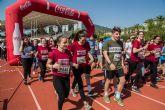 La XII Carrera Popular de la Universidad de Murcia reúne a más de 1.100 participantes