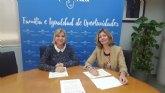 La Comunidad y el Ayuntamiento de Blanca firman un convenio de ayuda a domicilio de personas mayores dependientes